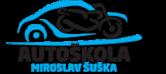 Autoškola Šuška Logo